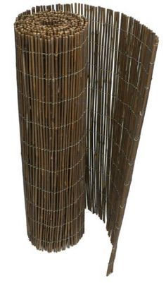 156 x 60 Bamboo Fencing by Gardman USA. $64.99. Natural fencing and screening. Will enhance all gardens, yards, and decks. Can be used as boundary fencing or as screening to create areas within gardens. When used over arbors and pergolas it creates a soft shaded area underneath. An easy way to hide unsightly garden features. Ideal for Japanese gardens. Attaches to fence uprights with ties or staples. Banded with galvanized wire for durability.