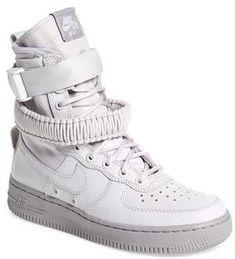 a3705c9a35bfcf Nike SF Air Force 1 High Top Sneaker (Women)
