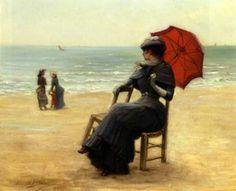 Art of Edouard Bisson (1856 - 1939) ✿⊱╮