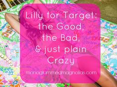 Lilly for Target || Lilly Pulitzer || Target Style || Designer Collaboration || Monogrammed Magnolias