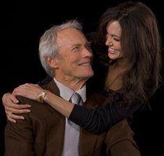 Angelina Jolie & Clint Eastwood