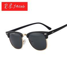 39052b206b991 Comprar Mulheres Homens óculos de sol Da Marca designer Clássico Espelho  UV400 óculos de Sol Da