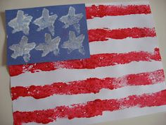 4th of July Crafts and Treats | No Time For Flash Cards - Play and Learning Activities For Babies, Toddlers and Kids