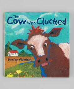 Take a look at this The Cow Who Clucked Hardcover by Macmillan on #zulily today!