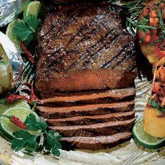 Бройл Кинг — превосходное барбекю каждый раз - МАРИНОВАННЫЙ СТЕЙК ИЗ ПАШИНЫ