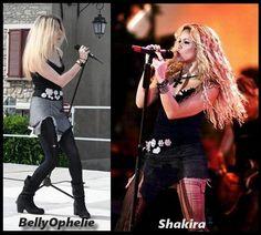 #Shakira #VevoCertificed #Objection #Tango #TeAvisioTeAnnuncio #ShakiFans