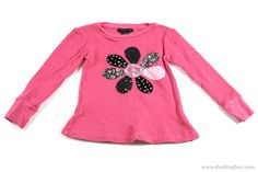 Flowers by Zoe Shirt 4T