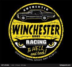 Supernatural Racing