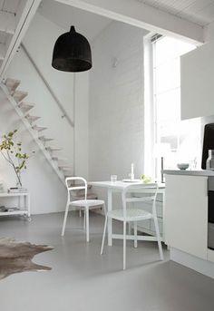 Deze mooie woonkamer is van de getalenteerde Zweedse stylist Daniella Witte