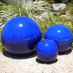 Blue Ceramic Bird Bath | Bird Houses | Pinterest | Ceramics, Cobalt Blue  And Bird Baths