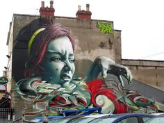 Been checking out Bristol-Street-Art.co.uk: Seen some great work from the west of the UK