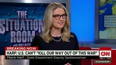 Maire Harf: We Don't Say 'Islamist Extremism' To Not Give Terrorists 'Religious credibility. Yeah right, harf. We got it!:) 2-17-15