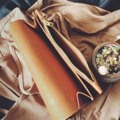 Handmade leather vintage women long wallet clutch phone purse wallet | Evergiftz