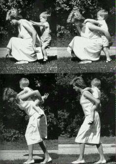 L'amour maternelle ...