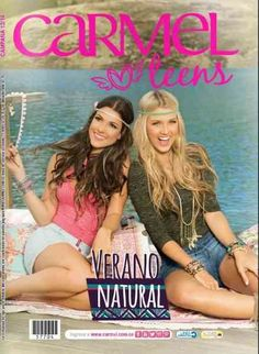 #Catalogo #Carmel Teens C-12 2014 Colombia