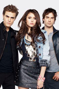 Cast The Vampire Diaries