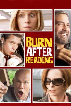Burn After Reading movie poster - #poster, #bestposter, #fullhd, #fullmovie, #hdvix, #movie720pWhen a disc containing memoirs of a former CIA analyst falls into the hands of Linda Litzke and Chad Feldheimer, the two gym employees see a chance to make enough money for her to have life-changing cosmetic surgery. Predictably, events whirl out of control for the duo doofuses and those in their orbit.