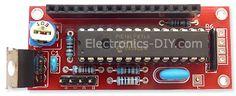 Dual Channel Voltmeter Kit - Electronics-DIY.com