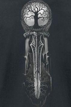 As Melhores Tattoos the pet - diy tattoo images - Tattoo Fenrir Tattoo, Norse Tattoo, Celtic Tattoos, Viking Tattoos, New Tattoos, Body Art Tattoos, Warrior Tattoos, Armor Tattoo, Ankle Tattoos