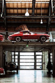 Classic Chevy Corvette C-2