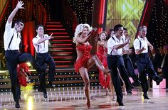 One of my fav pro numbers, Derek, Mark & Julianne