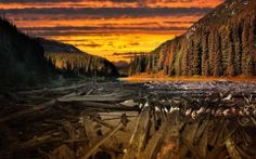 Filename: windows wallpaper river Resolution: File size: 810 kB Uploaded: Hobson Waite Date: Nature Hd, Autumn Nature, Windows Wallpaper, Cool Wallpaper, Forest Sunset, Wood River, Hd Desktop, Sunrise, Beautiful Pictures