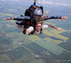 Had some fun shooting freefall skydiving images out at this weekend! If you havent tried skydiving the look on this girls face sums it up.too much fun! Skydiving, Girl Face, Have Some Fun, Calgary, Master Chief, Explore, Girls, Travel, Life