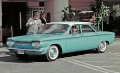 1960 chevy corvair - Google Search