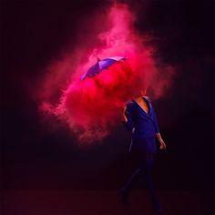 Bella Umbrella: Striking Photography by Tim Tadder