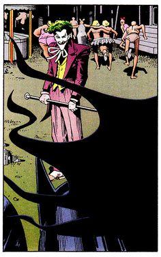 The Killing Joke by Alan Moore Brian Bolland