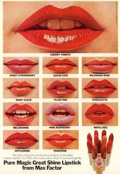 Women's 1970s Makeup: An Overview - Hair and Makeup Artist Handbook