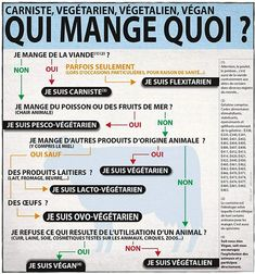Je suis flexitarienne Humour Vegan, French Teacher, Save Animals, Quotes, Culture, Seafood, Fish, Food, Eat