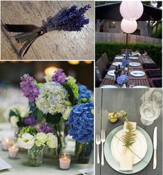 Particularly like the bottom right place-setting.