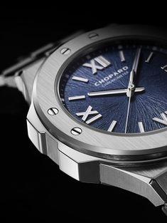 #watch #chopard #style #luxury #attireclub @chopard Swiss Luxury Watches, Modern Watches, Sport Watches, Watches For Men, Eagle Watch, Gold Diamond Watches, St Moritz, Sport Chic, Chopard