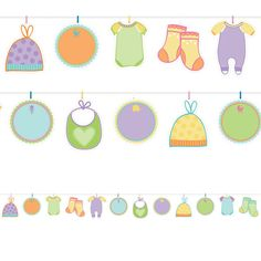 Baby Shower Autograph Garland. Wholesale Party SuppliesBirthday ...