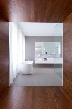 la shed—skip to cedar crescent La Shed Architecture, Index Design, Hall Bathroom, Decoration, Furniture, Home Decor, Explorer, Baths, Tiles