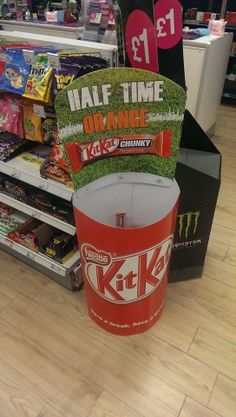 """@AntjeGraul obviously had """"the munchies"""" when she shared this POS example for KitKat!"""