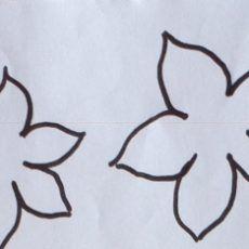 fiori di feltro 10 facili tutorial senza cucire - manifantasia Mamma, Hobby, Crafts, Party, Bows For Girls, Felting, Flowers, Street, Felt Fabric