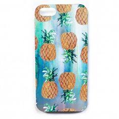 Pineapple Beach Illustrated smartphone case