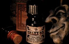 Snake Oil: Black Phoenix Alchemy Lab Perfume Oil. via Etsy.