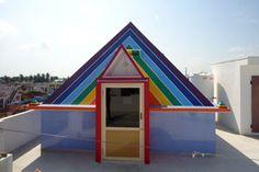 Viswa Shanti Pyramid Meditation Center http://pyramidseverywhere.org/pyramids-directory/pyramids-in-andhra-pradesh/coastal-andhra/east-godavari-district
