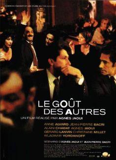 Le Goût des Autres (2000). Watched on 03/23/2013.