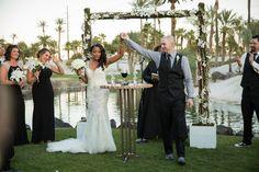Las Vegas Wedding | Destination Wedding Venue | Cili Restaurant | Golf Course Wedding | Wedding In Paradise | Photo By: Highland Photo, Las Vegas