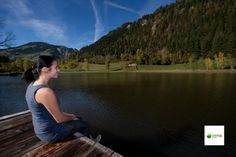 Goldegg am See Nature, Travel, Winter Vacations, Summer Vacations, Recovery, Mountains, Water, Landscape, Naturaleza