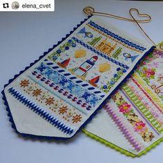 @elena_cvet #broderie #bordado #embroidery #ricamo #needlework #handembroidery