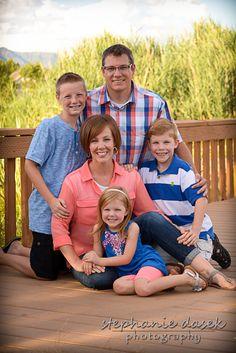 Stephanie Dasek Photography, Posing for family of Family Photography, Layton, Utah photography, Natural Light Photogr