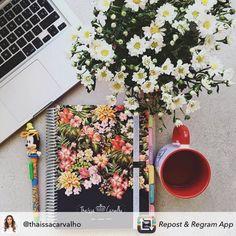 Planejar também pode ser relaxante! #meudailyplanner #dailyplanner #plannercommunity #plannergirl