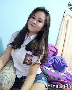 Cute Asian Girls, Beautiful Asian Girls, Cute Girls, Katana Girl, School Girl Japan, Beautiful Blonde Girl, Funny Sexy, Indonesian Girls, Girl Hijab