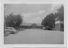 Train Depot, West Broadway Street, Cushing, Oklahoma