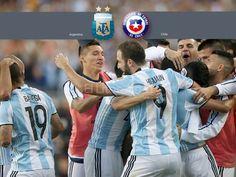 Elegí al jugador destacado de la victoria de Argentina ante Chile